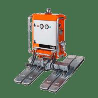 De vacuumheffer CladBoy CB5 is geschikt voor wandpanelen