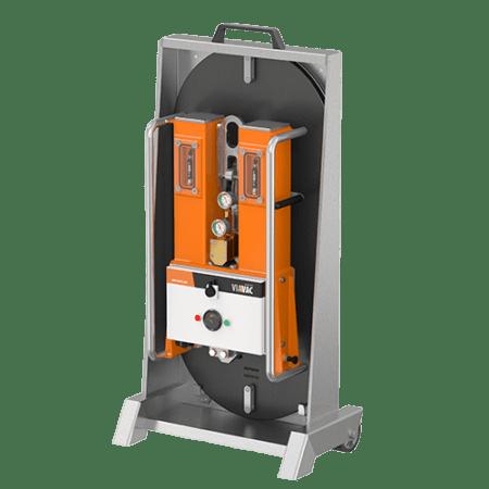 De VIAVAC CladBoy compact in transportkar