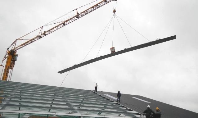 Ecopanelen 18 meter monteren - cladboy CB5