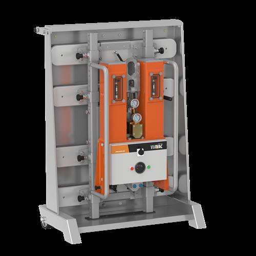 VIAVAC CladBoy compact 4 flex transportkar