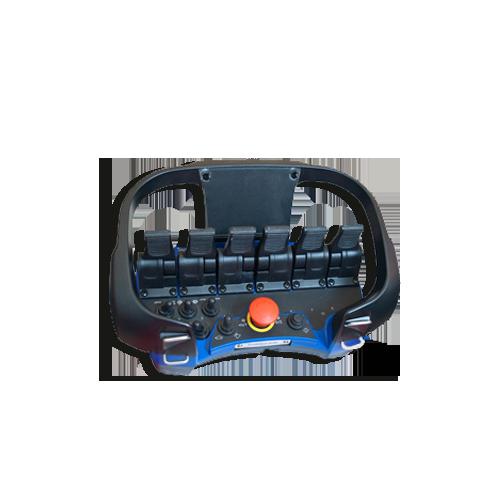 VIAVAC CladMaster remote control